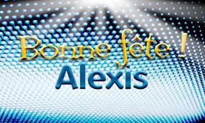 Alexis - 17 février