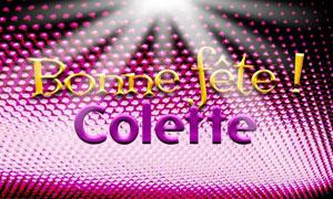 Colette - 06 mars