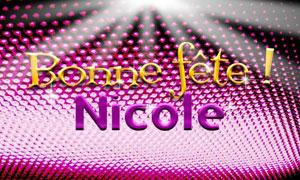 Nicole - 06 mars