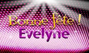 Evelyne - 14 mars