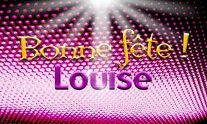 Louise - 15 mars