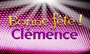 Clémence - 21 mars