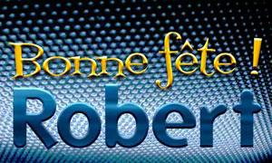 Robert - 30 avril
