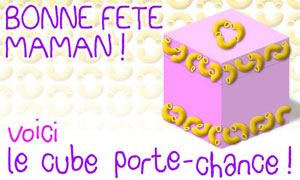 Maman chanceuse