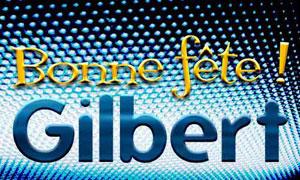 Gilbert - 07 juin