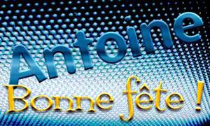 Antoine - 13 juin
