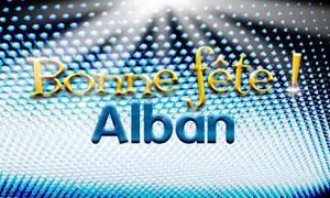 Alban - 22 juin