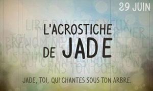 Jade - 29 juin