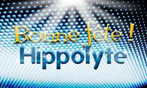 Hippolyte - 13 août