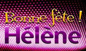 Hélène - 18 août