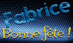 Fabrice - 22 août