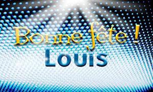 Louis - 25 août
