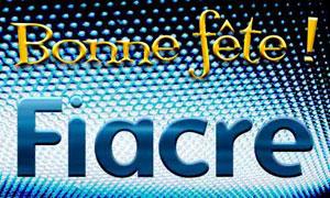 Fiacre - 30 août