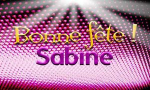 Sabine - 29 août