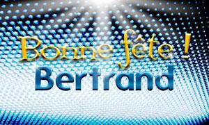 Bertrand - 6 septembre