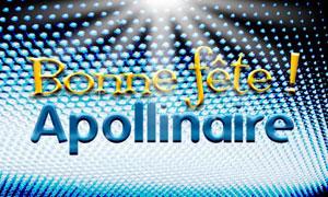 Apollinaire - 12 septembre