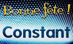 Constant - 23 septembre