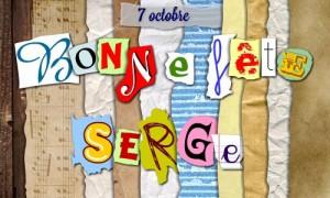 Serge - 7 octobre