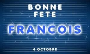 François - 4 octobre