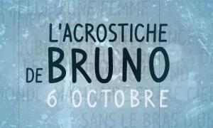Acrostiche Bruno