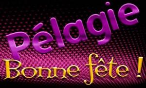 Pelagie - 8 octobre