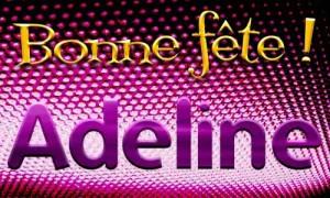 Adeline - 20 octobre
