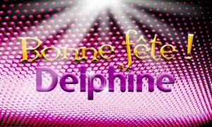 Delphine - 26 novembre