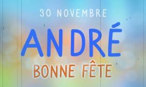 André - 30 novembre