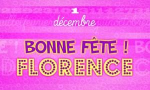 Florence - 1er décembre