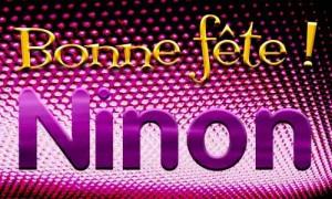 Ninon - 15 décembre