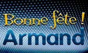 Armand - 23 décembre