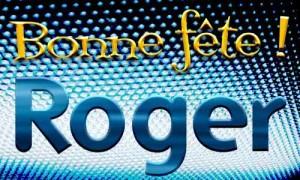 Roger - 30 décembre