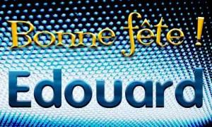 Edouard - 5 janvier