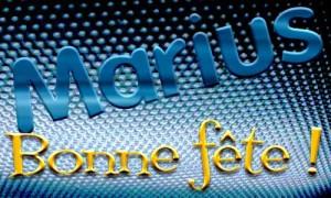 Marius - 19 janvier
