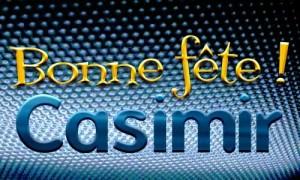 Casimir - 4 mars
