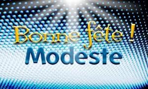 Modeste - 24 février