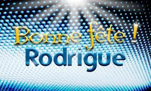 Rodrigue - 13 mars