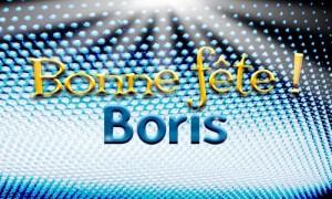Boris - 02 mai