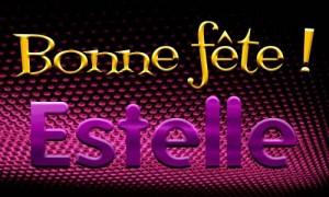 Estelle - 11 mai