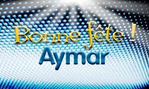 Aymar - 29 mai