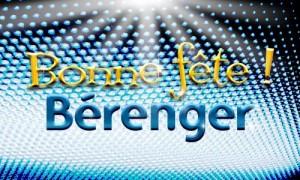 Bérenger - 26 mai