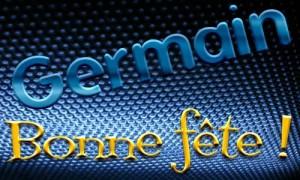 Germain - 28 mai