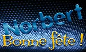 Norbert - 6 juin