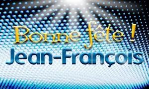 Jean-François - 16 juin