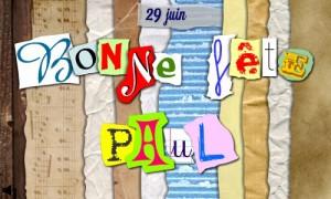Paul - 29 juin