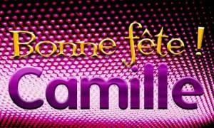 Camille - 14 juillet
