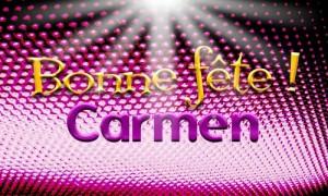 Carmen - 16 juillet