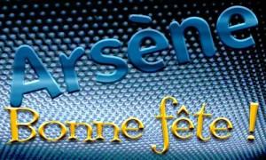 Arsène - 19 juillet