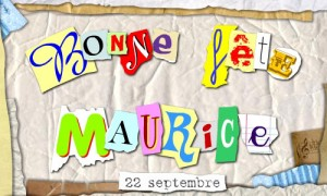 Maurice - 22 septembre