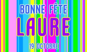 Laure - 19 octobre